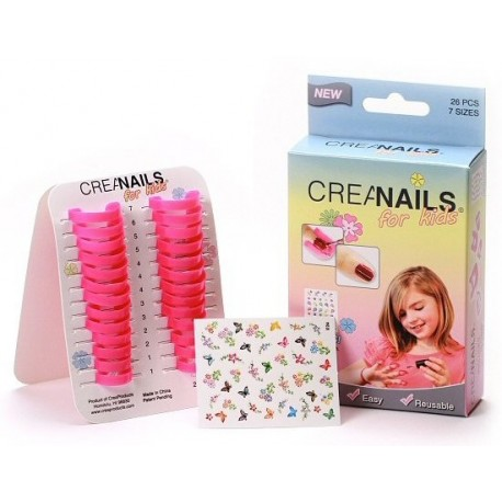 Creanails kid's
